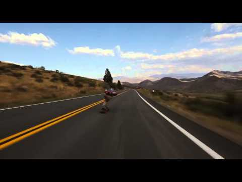 James Kelly Longboard Downhill mit bösem Crash - www.shakashop.ch