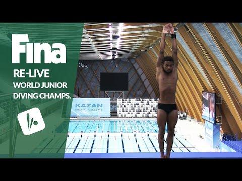 Re-Live - Day 7 Final - FINA World Junior Diving Championships 2016 - Kazan (RUS)