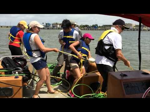 UH marine geophysics activities