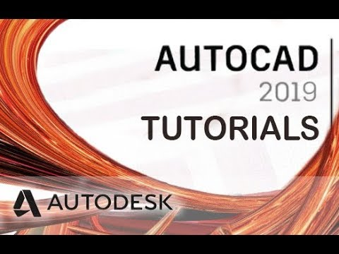 AutoCAD 2019 - Tutorial for Beginners [+General Overview]
