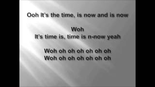 Warren Barfield  The Time is Now (with lyrics)