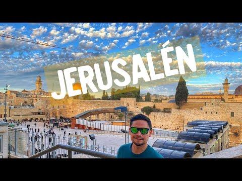 JERUSALÉN   VIAJE A ISRAEL