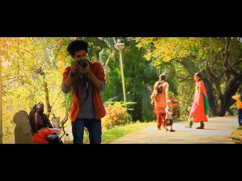 CANDID Romantic malayalam short film 2015