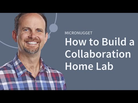 Building a CCNA Collaboration Home Lab