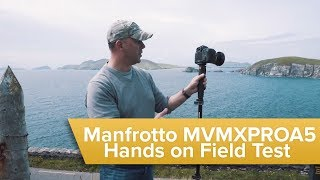 штатив Manfrotto MPMXPROA5 обзор