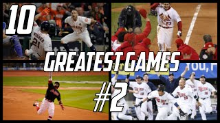 Mlb | 10 Greatest Games Of The 21st Century   #2