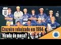 Cruzeiro foi rebaixado e virou a mesa no Brasileirão de 1994? | UD CAÇA-MITOS