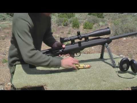Barrett M99 a Closer Look