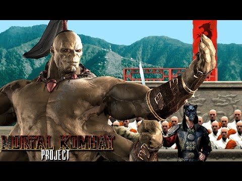GORO MKX Character - Mortal Kombat Project 2.5 Download