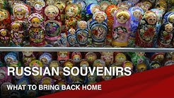 Best Souvenirs & Gifts to Bring Home from Russia