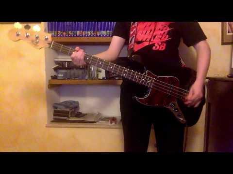 Green Day: American Idiot - FULL ALBUM Bass Cover