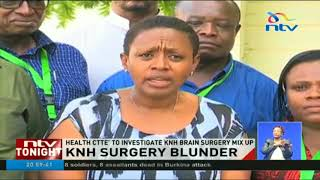 Video Parliament health committee to investigate KNH surgery mix up download MP3, 3GP, MP4, WEBM, AVI, FLV Oktober 2018