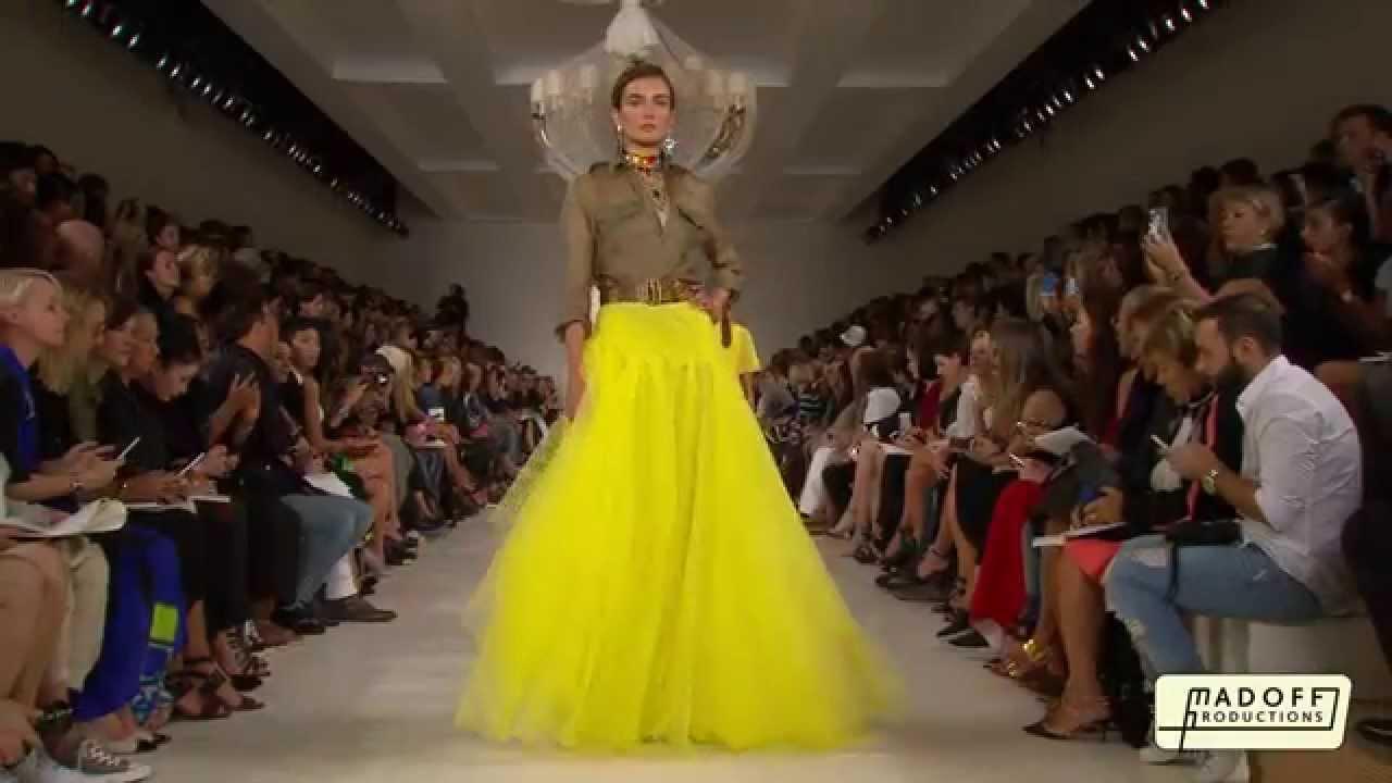 Ralph Lauren Fashion Show Youtube