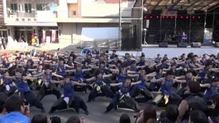 20141122長崎大学突風学祭「ソーラン節」① thumbnail