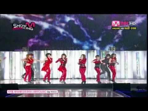 100502 Supernova+T-ara SKM Live in Bkk TTL