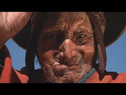 The world's oldest man? 123-year-old living in Bolivian Andes