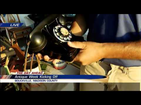 Brandon Roth: Bouckville Antique Week 8/10/15
