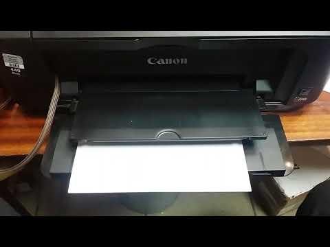 Как заставить принтер работать