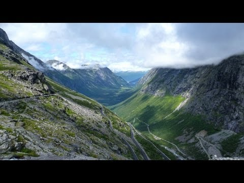 Andalsnes Trollstigen Nordlandfahrt-Kreuzfahrt (10) ReiseWorld Costa Deliziosa