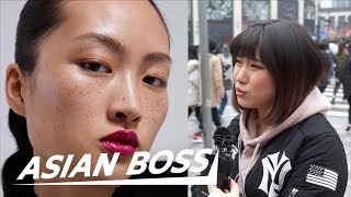 Zara Controversy: Are Women With Freckles Not Considered Attractive In China? | ASIAN BOSS
