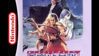 Akumajou Densetsu Music (FC VRC6) - Deja Vu (Vampire Killer)
