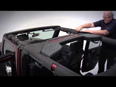 Rhino-Rack | How To Install A Backbone System (Jeep Wrangler)
