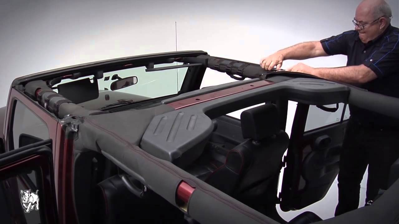 Rhino-Rack | How To Install A Backbone System (Jeep Wrangler)