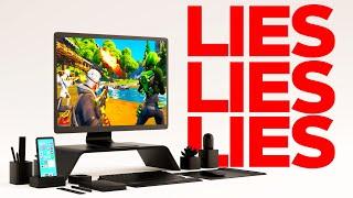 Gaming PC Lies People Believe