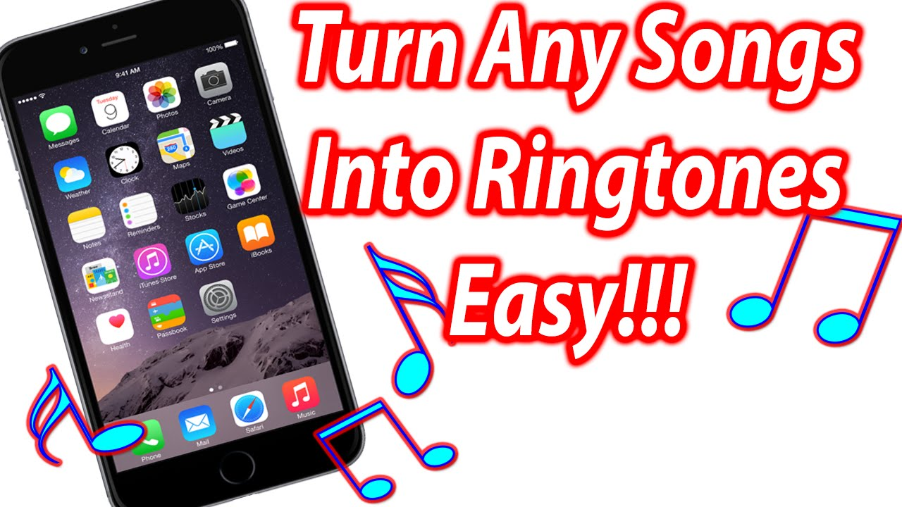 free ringtone songs for iphone how to turn a song into a ringtone iphone ipod 8190