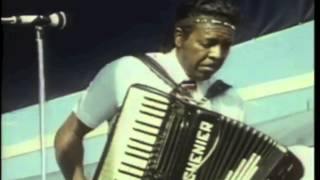 Clifton Chenier: The Undisputed King of Zydeco