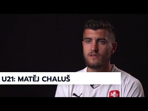 U21 l Medailonek Matěje Chaluše