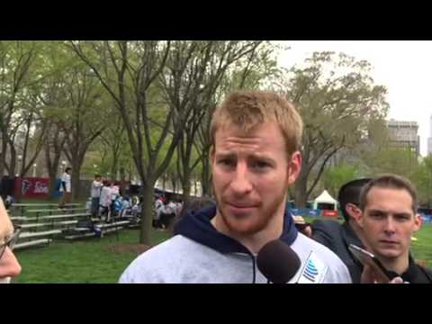Carson Wentz On How ND State Offense Prepped Him For NFL #NFLDraft