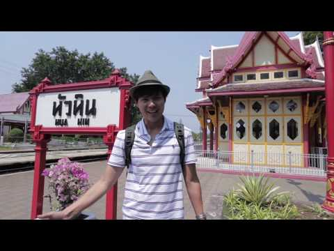 TRAIN from BANGKOK - HUAHIN : 8 MUST-VISITS