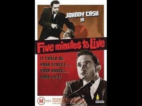 Five Minutes to Live 1961 Film Noir