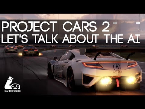 PROJECT CARS 2 - FIRST IMPRESIONS OF THE AI - FULL RACE - PREVIEW - VR