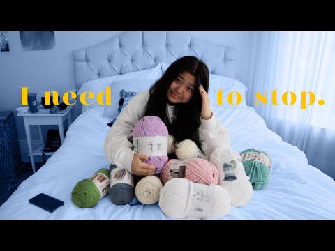 come yarn shopping