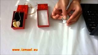 USB kľúč / Flash disk -  Kamienkové srdiečko- www.IZMAEL.eu