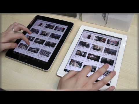 Apple's iPad 1 vs iPad 2 - Comparison + Speed Tests