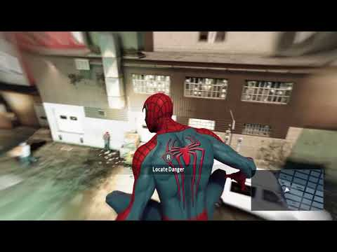 The Amazing Spider-Man 2. Chocolate Milk over Uncle Ben.