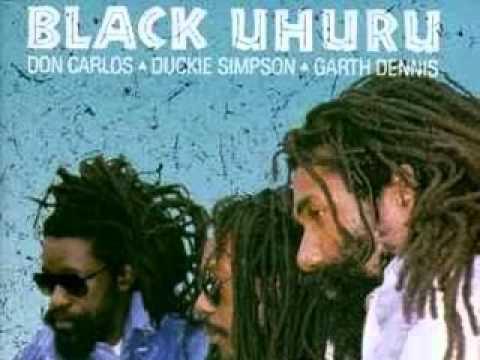 Black Uhuru - Thinking About You (Now 1990)