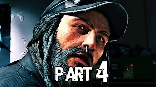 Watch Dogs Bad Blood Gameplay Walkthrough Part 4 - Needs of the Few (PS4 DLC)