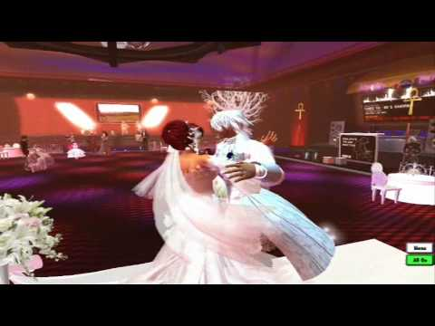 Moon And Wild wedding