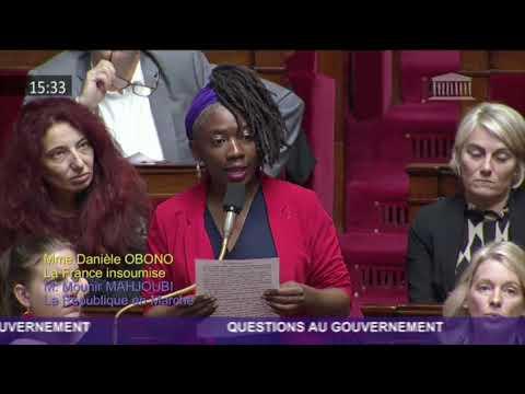 Question au gouvernement :  la précarité tue ! (12/11/19)