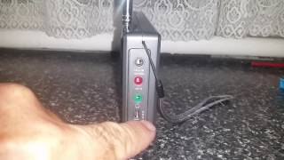 Tecsun PL-390 shortwave receiver