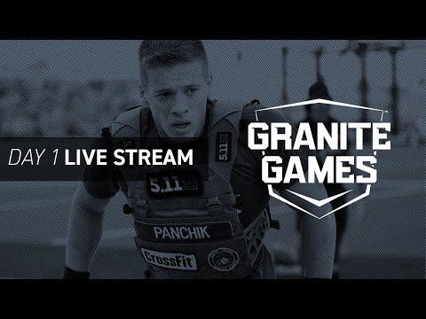 Watch Granite Games Day 1—CrossFit Semifinals
