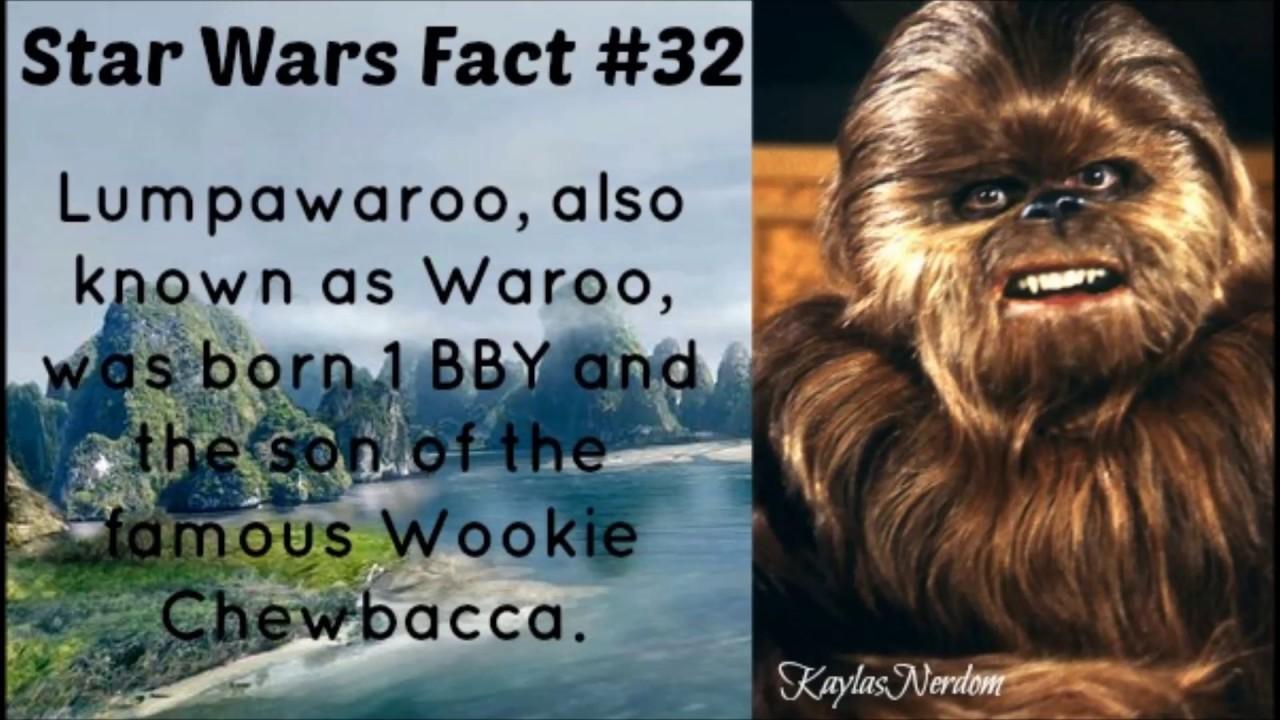 5 random star wars facts 7 youtube