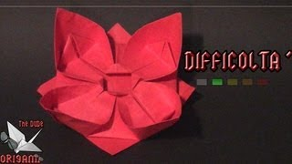 Dude's Daily Origami - Loto #2 (tutorial In Italiano)