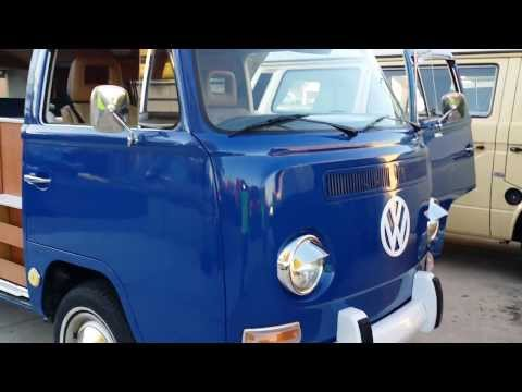 1969 VW Bus Tin Top Camper for sale