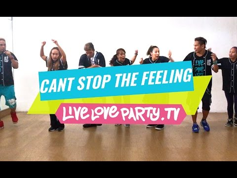Cant Stop The Feeling  Justin Timberlake  Zumba®   Love Party  Dance Fitness