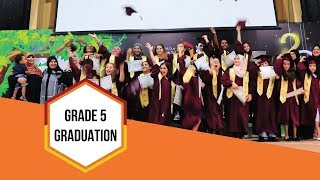 Grade 5 Graduation | Next Generation School